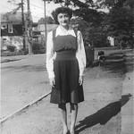 Charlotte Kaplan c. 1948