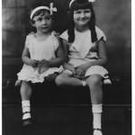 The Kaplan Sisters c. 1934